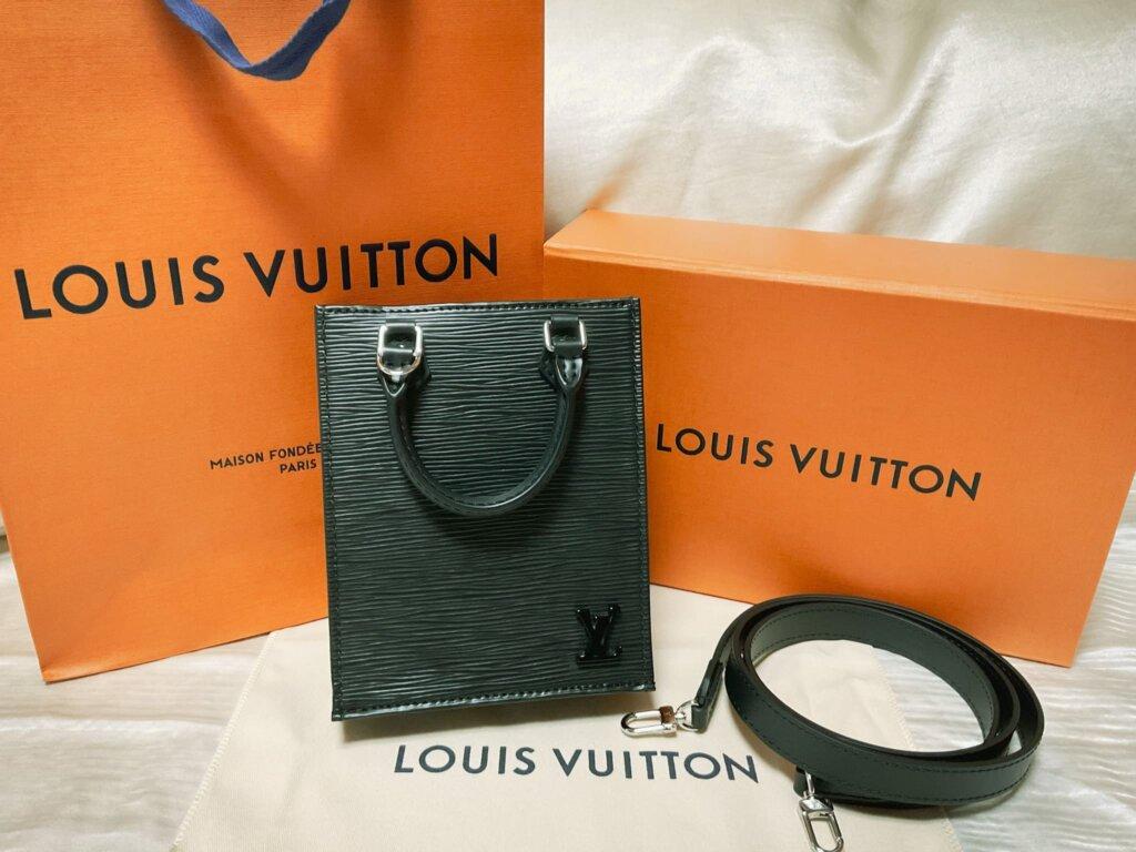 ブログ収入で購入したルイ・ヴィトンの限定バッグ